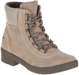 Hush Puppies Womens Doris Fairley Lace Up Boots Lace-up