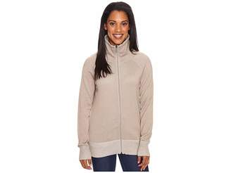 Exofficio Milena Full Zip Women's Long Sleeve Pullover