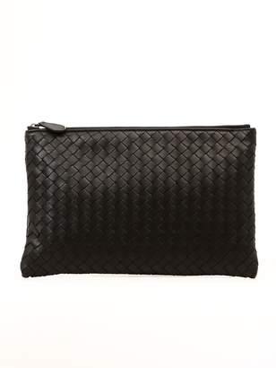 Bottega Veneta Clutch Bag Black