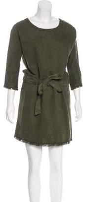 Current/Elliott Long Sleeve Mini Dress w/ Tags