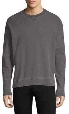 ATM Anthony Thomas Melillo CHROMA WASH PIQUE SWEATSHIRT