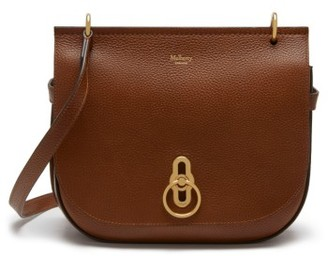 Mulberry Amberley Leather Crossbody Bag - Brown $1,150 thestylecure.com