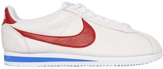 Classic Cortez Leather Sneakers $115 thestylecure.com