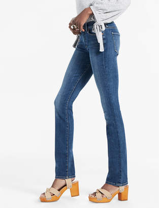 Lucky Brand HAYDEN HIGH RISE SCULPTING STRAIGHT LEG JEAN IN COROLLA