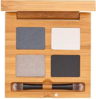 Antonym Cosmetics Certified Organic Eyeshadow Quattro - To The Moon and Black