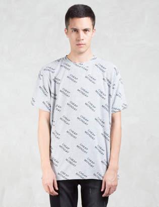 Cheap Monday Schizo Cascade T-Shirt