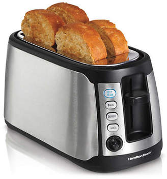 Hamilton Beach Long Slot Keep Warm Toaster