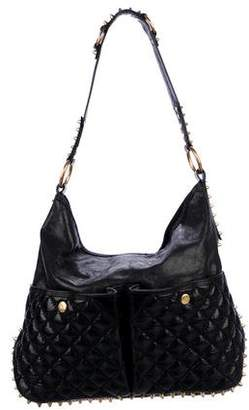 Rebecca Minkoff Studded Quilted Hobo