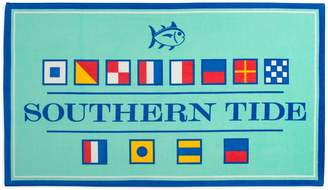 Tailgate Southern Tide Nautical Flag Beach Towel