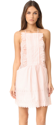 La Vie Rebecca Taylor Celsie Eyelet Dress $325 thestylecure.com