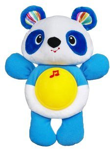 Playskool Glowfriend Panda Blue