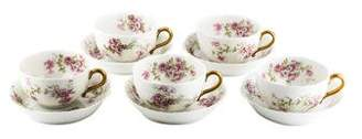 Haviland 10-Piece Schleiger Tea Service