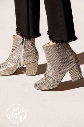 Faryl Robin Vegan Bling Heel Boot