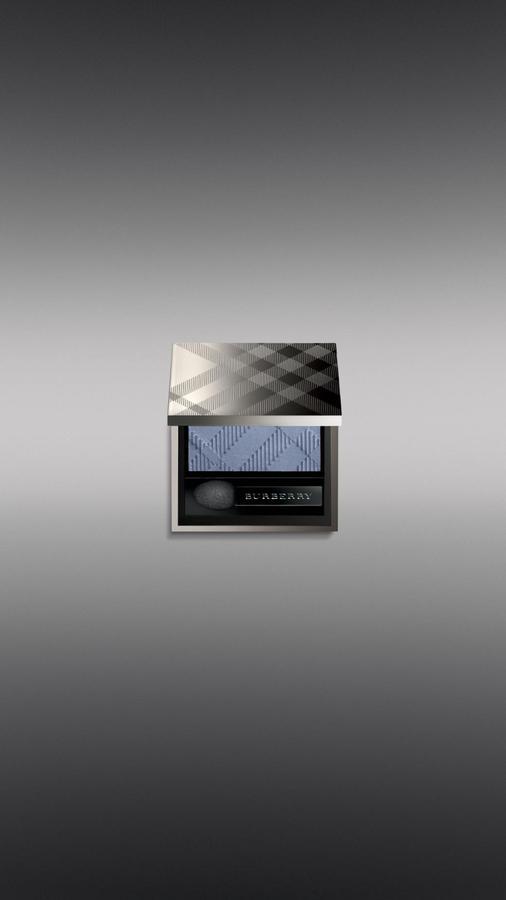 Burberry Sheer Eye Shadow - Slate Blue No.15