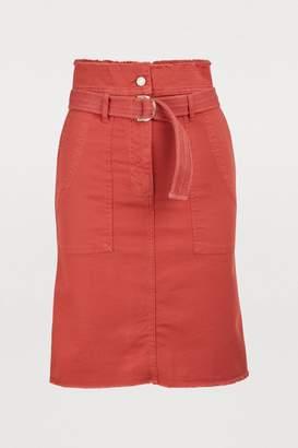 Vanessa Bruno Dueville skirt