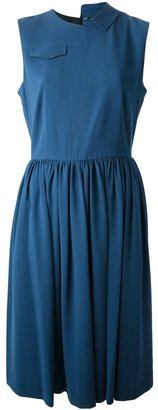 Marc By Marc Jacobs 'Yumi' crepe dress $684.30 thestylecure.com