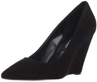 Nine West Women's nwVINTAGELUV Closed Toe Heels, Black