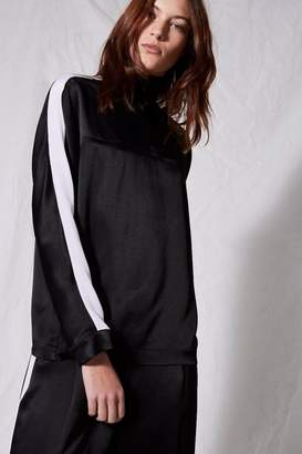 Topshop **Satin Sports Top by Boutique