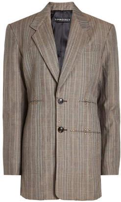Y/Project Wool-Linen Blazer