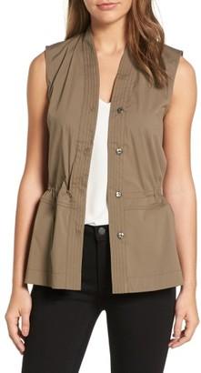 Women's Nic+Zoe Safari Vest $158 thestylecure.com
