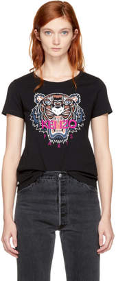 Kenzo Black Limited Edition Tiger T-Shirt