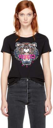 Kenzo Black Limited Edition Tiger T-Shirt