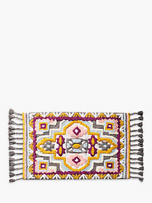 Anthropologie Raja Bath Mat