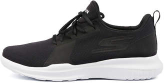 Skechers 54358 go run-mojo Black-white Sneakers Mens Shoes Active Active Sneakers
