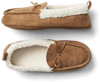 Gap Cozy Moccasin Slippers
