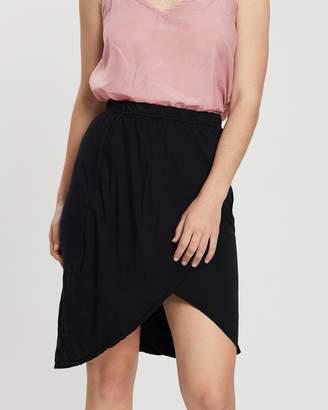 Reeds Wrap Skirt