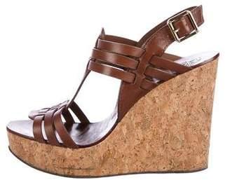 Tory Burch Leslie Wedge Sandals
