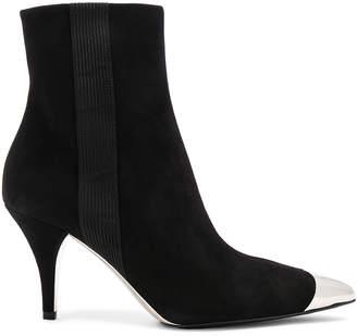 Calvin Klein Suede Rocio Stiletto Boots