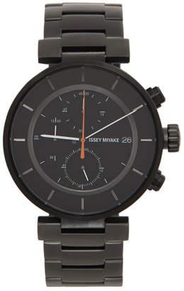 Issey Miyake Black W Series Watch
