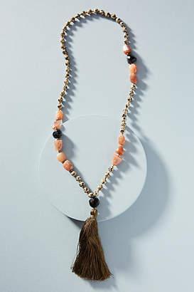 Anthropologie Adrianne Tassel Necklace