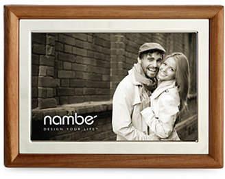 Nambe Wooden Hayden Picture Frame