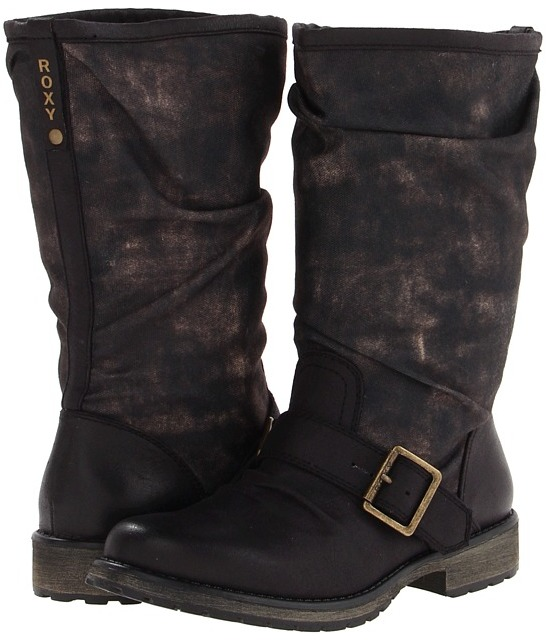 Roxy Wakefield (Black Geo) - Footwear