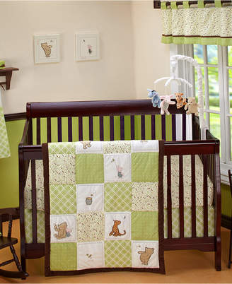 Disney Winnie-The-Pooh My Friend Pooh 4-Pc. Crib Bedding Set Bedding