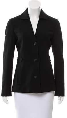 Agnona Wool Button-Up Jacket