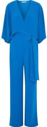 Halston Crepe Jumpsuit
