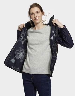 Joules Marine Navy Newdale Quilted Jacket