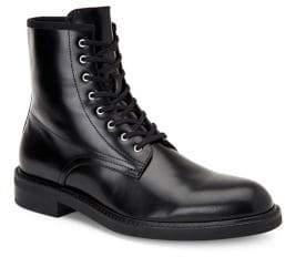 Calvin Klein Keeler Box Leather Boots