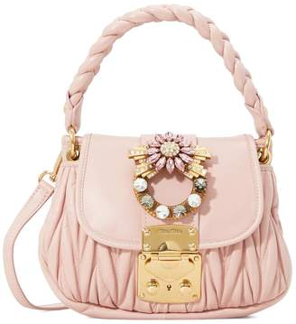 Miu Miu Mini Coffer handbag