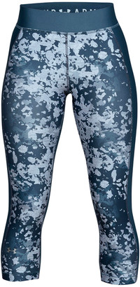Under Armour Womens HeatGear Capri