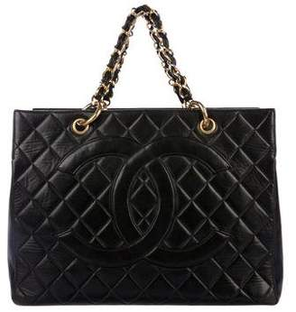 Chanel CC Timeless Tote