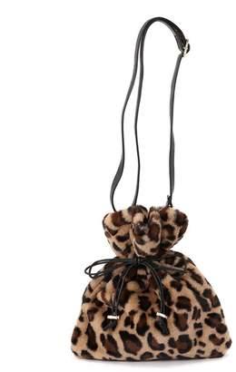Dukkah (ドゥカ) - Dukkah Dukkah/(L)ファー巾着ショルダーバッグ ウィゴー バッグ
