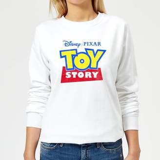 Toy Story Logo Women's Sweatshirt