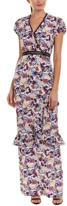 Saloni Maxi Dress