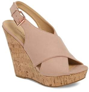 Chinese Laundry Myya Slingback Wedge Sandal