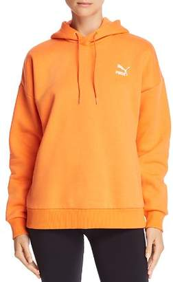 Puma Retro Fleece Hooded Sweatshirt