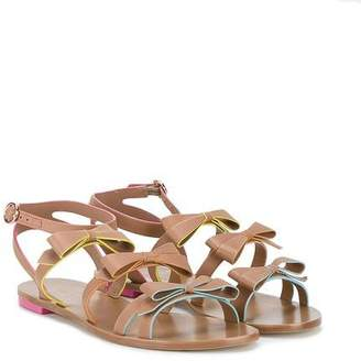 Sophia Webster Samara flat sandals